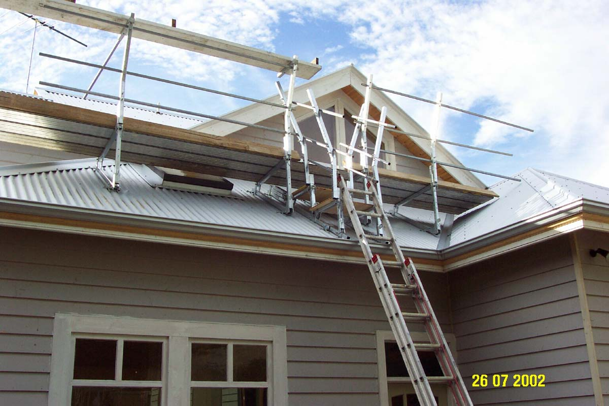 About Our Roof Scaffolding Systems Work Smart Platforms